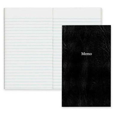 Blueline Side-Opening Memo Book