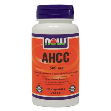 NOW Foods AHCC Mushrooms