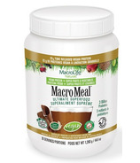 MacroLife Naturals MacroMeal Vegan Protein Chocolate