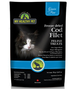 Holistic Blend My Healthy Pet Freeze Dried Cod Filet Feline Treats
