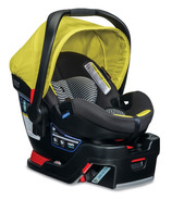 Britax B-Safe 35 Elite Infant Car Seat Limeaide