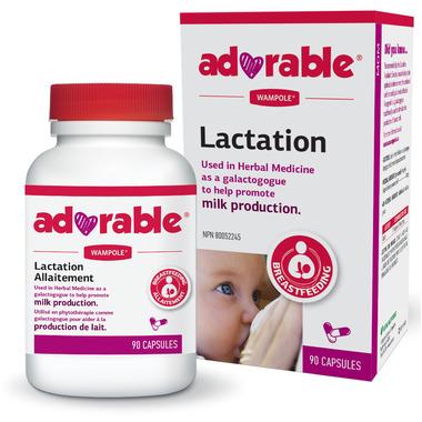 Wampole Adorable Lactation Supplement