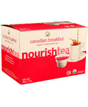 Nourishtea's Canadian Breakfast Tea Pods