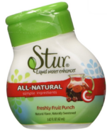 Stur Liquid Water Enhancer Freshly Fruit Punch