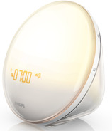 Philips Wake-Up Light with Coloured Sunrise Simulation