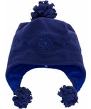 Calikids Microfleece Solid Hat Navy