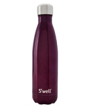 S'well Glitter Collection Stainless Steel Water Bottle Sangria