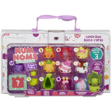 Num Noms Lunch Box Deluxe Pack Series 3 Style 2
