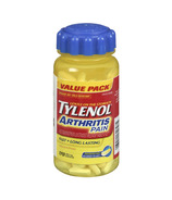 Tylenol Arthritis Pain Caplets Value Pack
