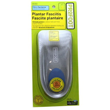 ProFoot Plantar Fasciitis Women\'s Heel Support