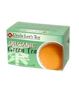 Uncle Lee's Organic Green Tea