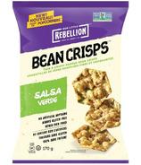 Bean Crisps Saucy Salsa Verde Bean Chips