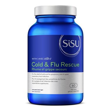 SISU Cold & Flu Rescue with Ester-C