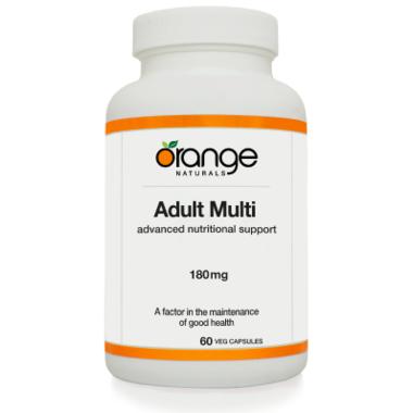 Orange Naturals Adult Multi