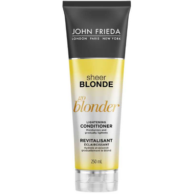 John Frieda Sheer Blonde Go Blonder Lightening Conditioner