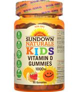 Sundown Naturals Sundown Kids Vitamin D Gummies
