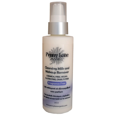 Penny Lane Organics Cleansing Milk and Makeup Remover