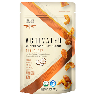 Living Intentions Superfood Nuts Blend