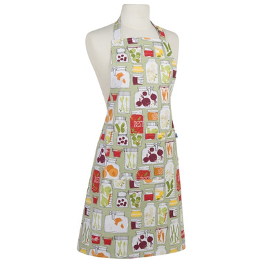 Now Designs Apron Keep on Canning