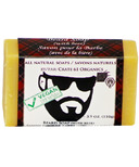 Crate 61 Organics Beard Soap with Organic Beer