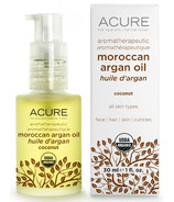 Acure Aromatherapeutic Argan Oil Coconut