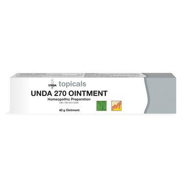 UNDA 270 Ointment