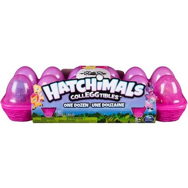Hatchimals Colleggtibles 12 Pack Egg Carton Assorted