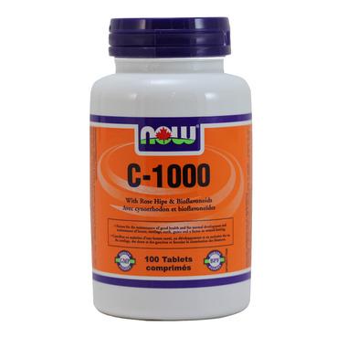 NOW Foods Vitamin C-1000