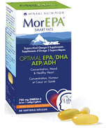 Minami Nutrition MorEPA Smart Fats Optimal EPA/DHA
