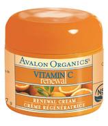 Avalon Organics Vitamin C Renewal Renewal Cream