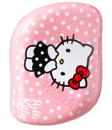 Tangle Teezer Compact Styler Detangling Hairbrush Hello Kitty Pink