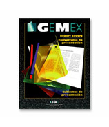 Gemex Vinyl Report Covers