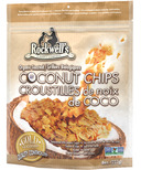 Rockwell's Whole Foods Organic Toasted Coconut Chips