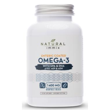 Natural Immix Enteric Coated Omega 3