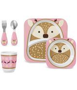 Skip Hop Zoo Winter Mealtime Gift Set Deer