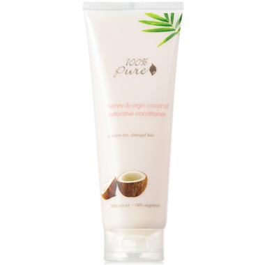 100% Pure Honey & Virgin Coconut Restorative Conditioner