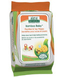 Aleva Naturals Bamboo Baby Pacifier & Toy Wipes