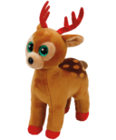 Ty Tinsel Brown Reindeer