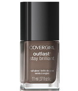 CoverGirl Outlast Stay Brilliant Nail Gloss Toasted Almond