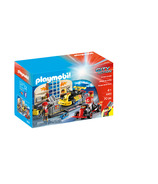 Playmobil Go- Kart Garage