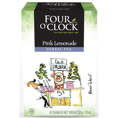 Four O\'Clock Pink Lemonade Tea