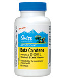 Swiss Natural Sources Liqui-Gel Beta Carotene