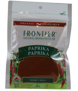 Frontier Natural Products Organic Ground Paprika