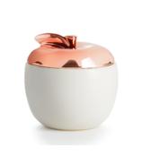 Illume Cider Wood Apple Ceramic