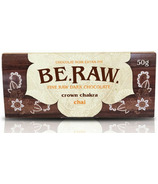EcoIdeas Be Raw Chai Chocolate Bar