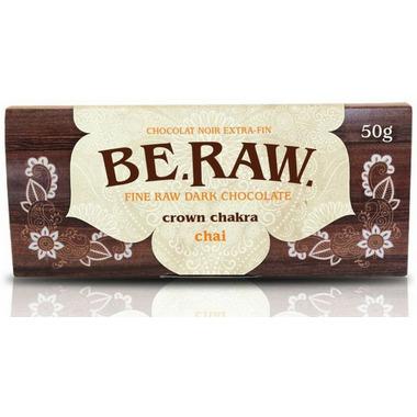 EcoIdeas Be Raw Chai Chocolate Bar