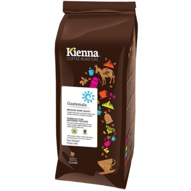 Kienna Coffee Roasters Guatemala Whole Bean Coffee
