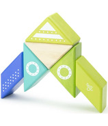 Tegu Magnetic Wooden Blocks Travel Pals Space Ship