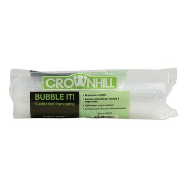 Crownhill Packaging Bubble It! Cushioned Packaging