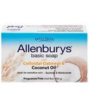 Allenburys Gentle Oatmeal Bar